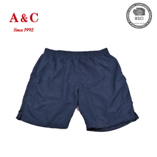 Mens Microfiber Softball Training Shorts