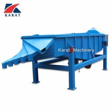 CE quarry linear vibrating screen machine