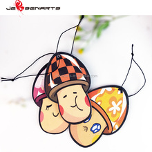 Customized Size Scent Car Paper Perfume/Hanging Car Air Freshener