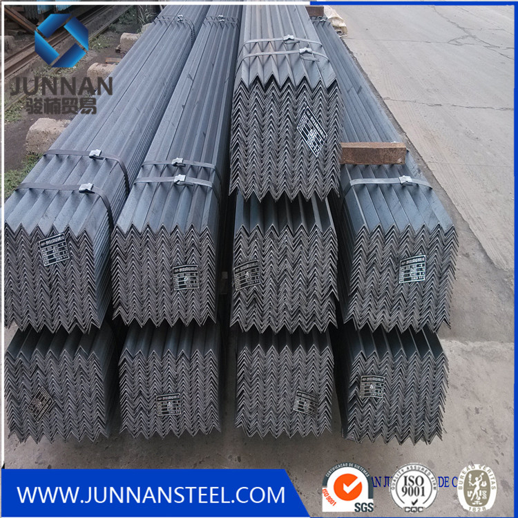 HR MS Carbon Angle Steel|Hot-rolled Milled Steel Galvanized Steel Angle Bar|Structural steel angle