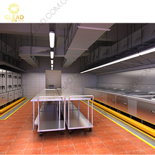 High quality Hospitals Commercial kitchen project