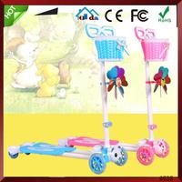 Push Tri Motion Foldable Maxi Large Drifter Kids 3 Wheel Tri Speeder Scooter