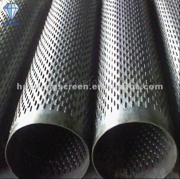 China hottest sale bridge slot type water well filter pipe