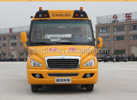 Chinese yellow school bus new prices