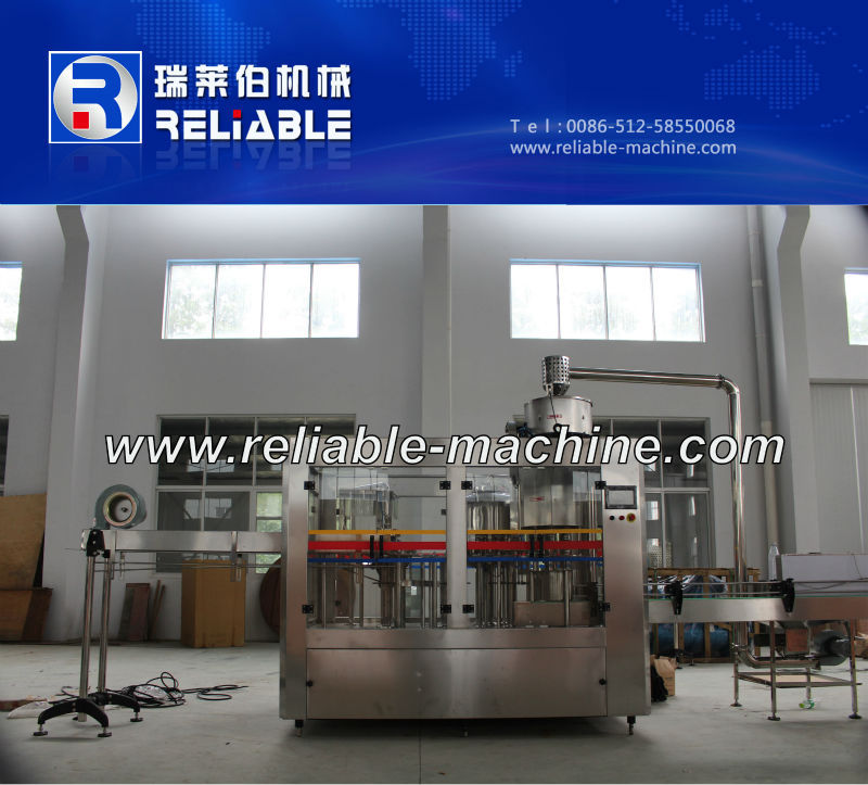 best factory price purified water bottling plant/equipment