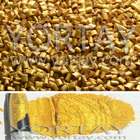 Gold luster Pearl pigment for coating / Sales Promotion