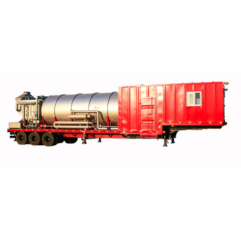 High pressure oilfield steam injection boilers for oIl Recovery -CSS Wells