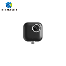 SIGMAWIT 2MP 1080P Dual Lens VR Sport Action 360 Panorama 3D Camera For Android Phones