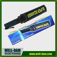 Hand held metal detector,underground gold detector machine