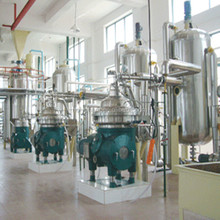 40 years experience high quality factory price professional soybean crude oil refinery machine