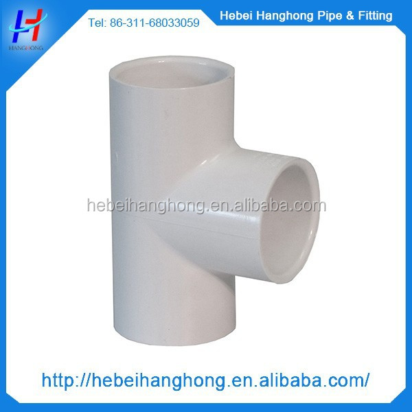 China wholesale pvc tee,pvc pipe fitting,pvc fitting