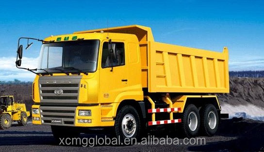 CAMC 6x4 Heavy Dump Truck in China