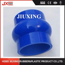 silicone connector gas and oil delivery rubber hose