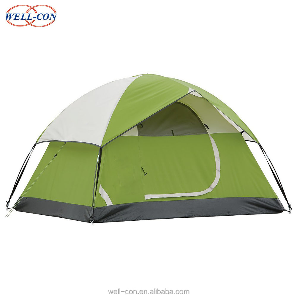 Wholesale family double skin outdoor tent