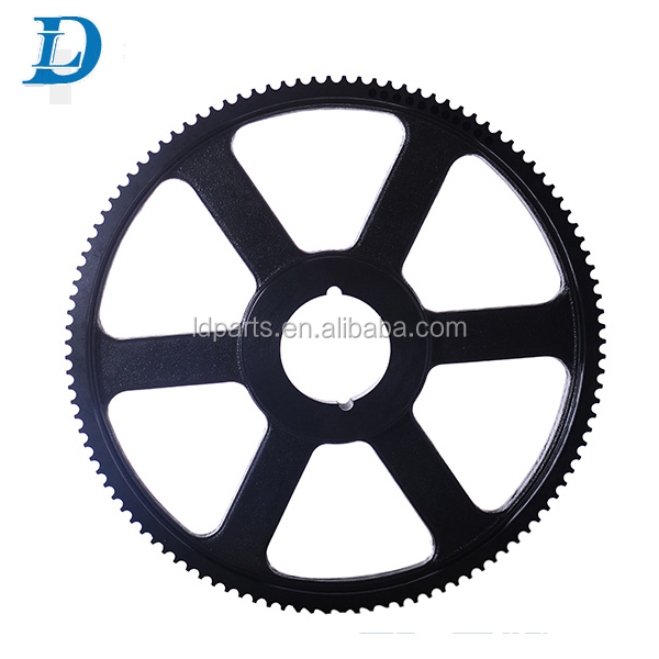 Steel Material 22 Teeth HTD 5M Timing Pulley for Belts 9mm