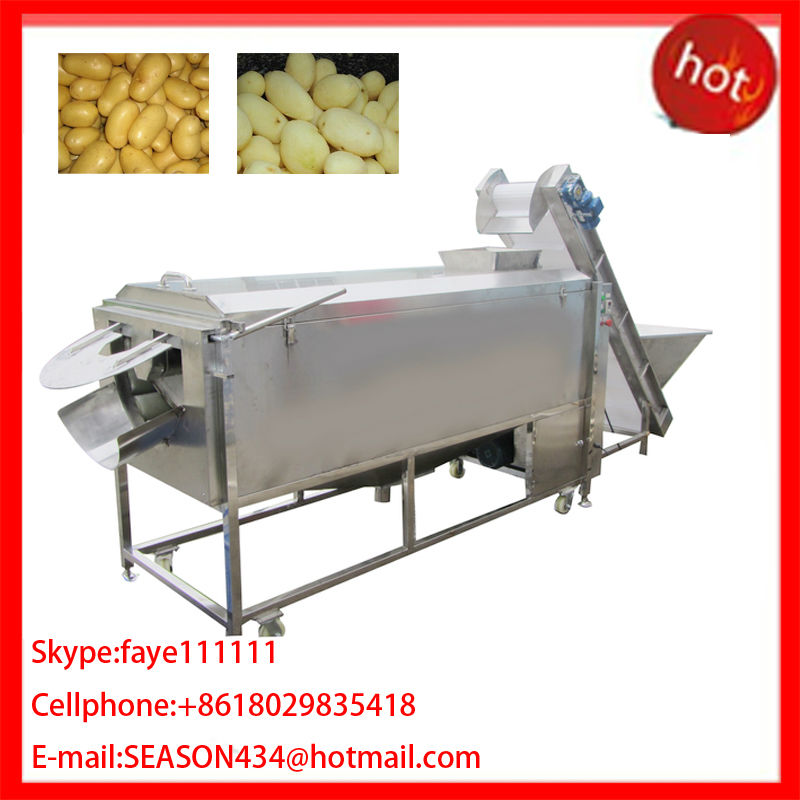 LXTP-3000 stainless steel radish potato carrot ginger beet washing machine