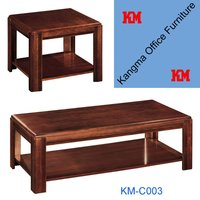 Antique Wooden Unique Design Veneer Furniture KM-C003