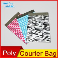 Colored clothing bags/ shipping mailing bags/document envelopes