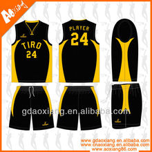 Olympic basketball training jersey