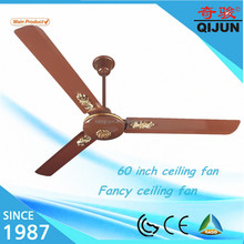5 high speed regulator for 60 inch fancy ceiling fan with GCC certifitcation