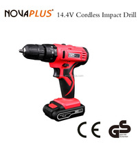 14.4V power tools cordless power craft impact drill