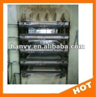 HDF Door Skin Forming Press Machine