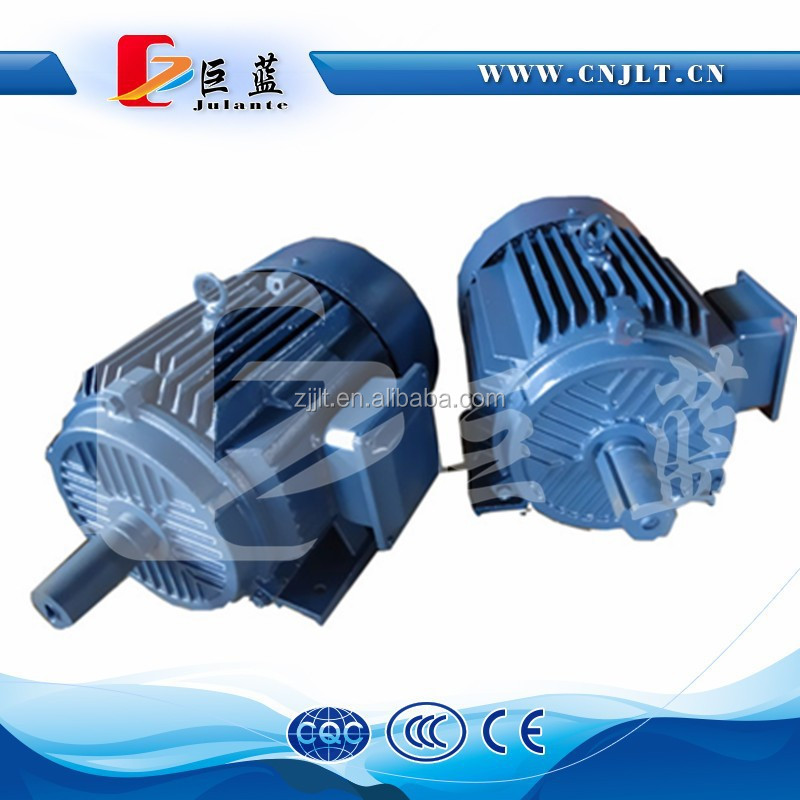 160M-6/4 6.5/8KW 970/1460RPM YD electric motor