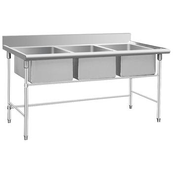 Bathroom Sink/ Stainless Steel Restaurant Kitchen Sink BN S28