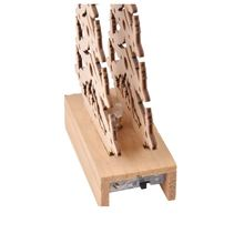 Top sale cheap price hot factory supply wood craft bird houses