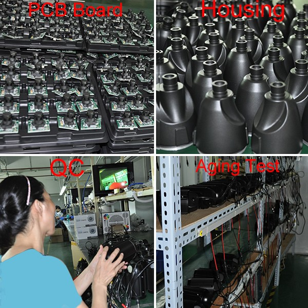 China Factory 5 megapixel ip camera