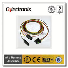 Cylectronix stereo connector wiring harness