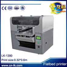 Digital Leather product material printer printing machine ,printing machine on packages