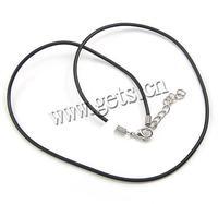 Rubber Cord Tu Necklace 246043