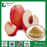 Bulk Supply ISO certified Peach seed extract powder with Amygadalin 20-90%