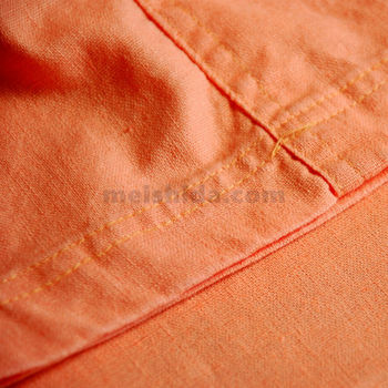 Enzyme Washing, Silicone Washing, Washed Cotton Fabrics linen fabric
