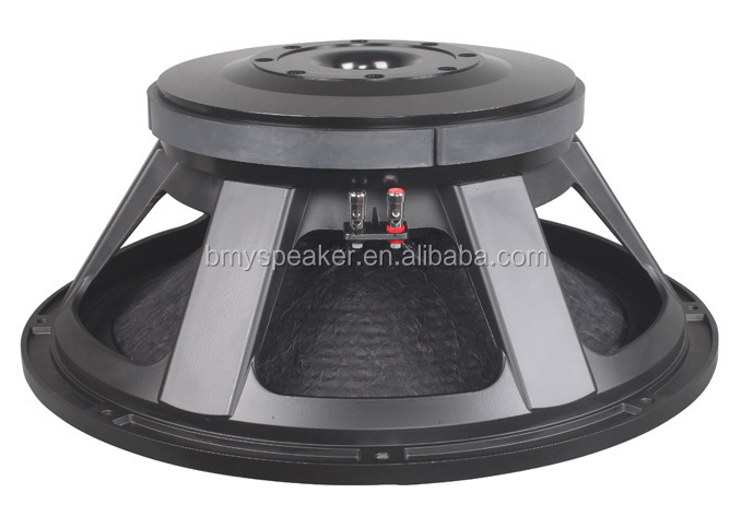 "21 inch PA speaker with 6"" voice coil professional subwoofer"
