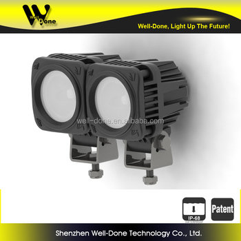 Linkable mini 10W light, 2inch mini cube light 10W