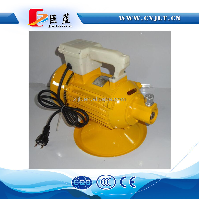 japan type beton vibrator motor with VDE european type plug