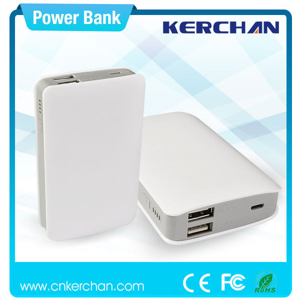 7800mah portable mini power bank for smartphone,battery charger for kodak