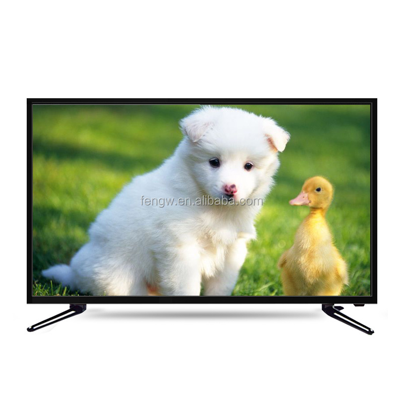 "China brand led lcd tv 42"" inch flat screen from alibaba golden manufactory supplier"