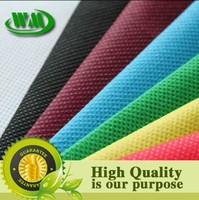 breathable nonwoven house wrap membrane