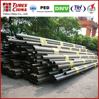 34CrMo4 Cold drawn Seamless steel Tube used for Gas Cylinder manufacturer