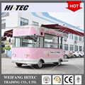 Imperial Ice Cream Mobile Food Cart Environmental Protected Electric Drive Mobile Food Cart for Multifunctions