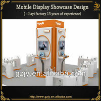 shopping mall mobile phone display stand and display counter and display cabinet