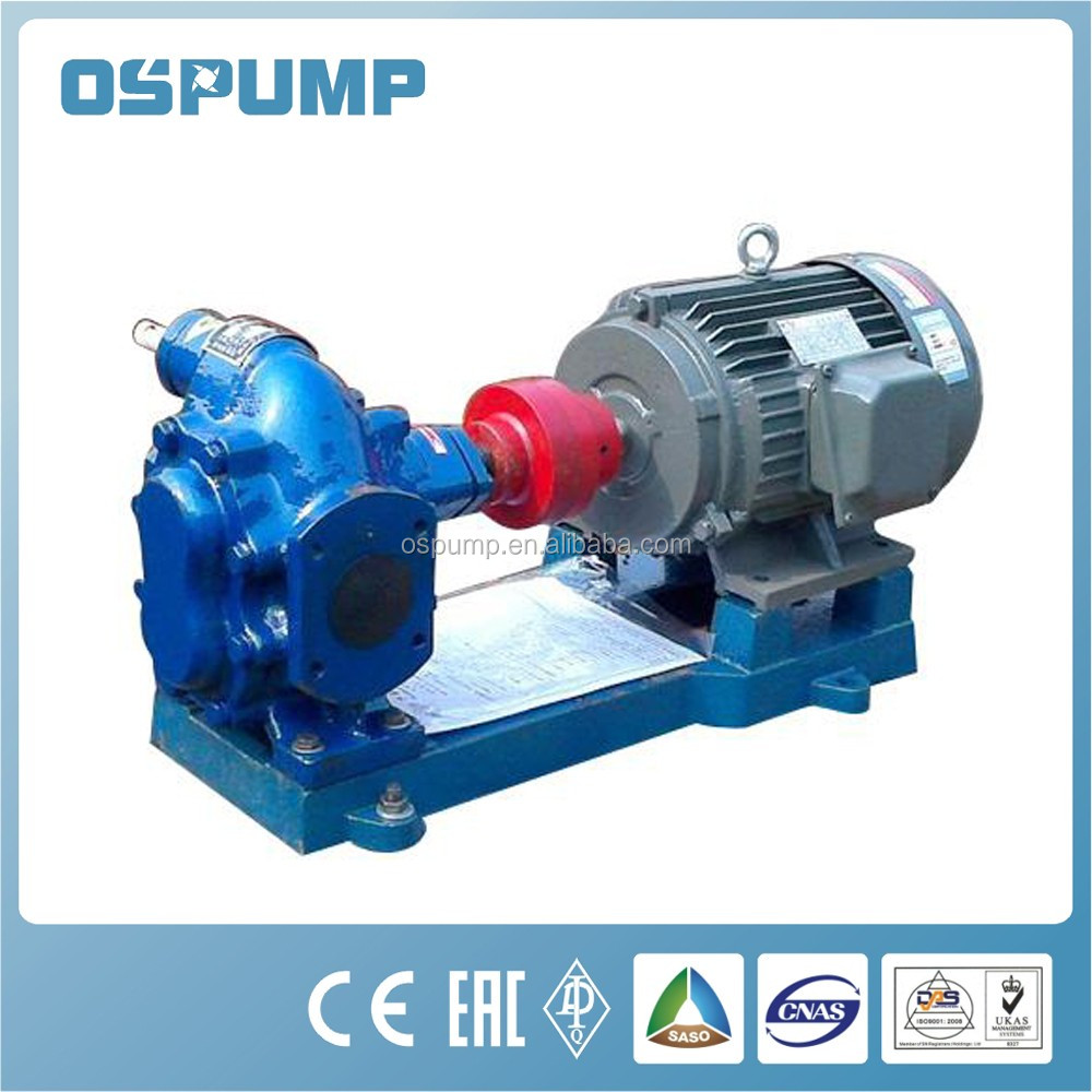 hydraulic gear pump KCB self priming gear pump