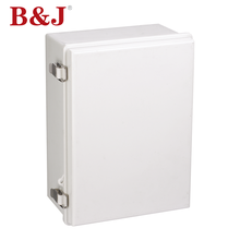 B&J New Design IP68 Waterproof Hinged Plastic Junction Box With Good Price