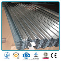 Metal Galvanized Corrugated Roofing Iron Steel Sheet Price With CE Certificate