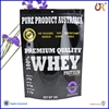 250g,500g and 1kg stand up whey protein powder bag with zipper