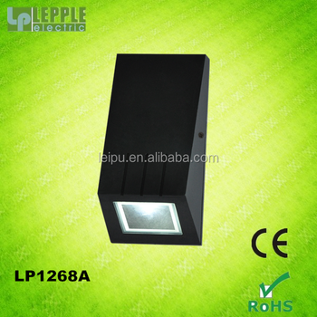 Aluminium die-casting waterproof new LED outdoor wall lamp
