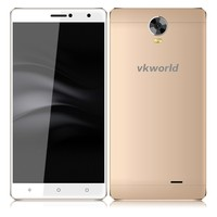 2016 Pre-selling Vkworld T1 6inch MTK6580 Quad-core RAM2G/ROM16g Android5.1 Camera 5MP+13MP Dual Sim Card 3G Smart Mobile Phone